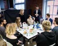 Завтрак с блогерами для компании