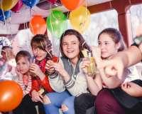 Детский праздник на колесах