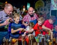 Детское бармен шоу