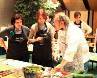 Кулинарный мастер-класс для Aegis media